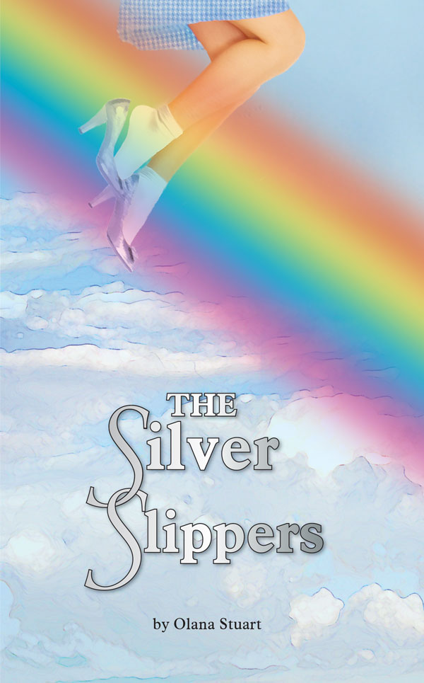 The Silver Slippers by Olana Stuart