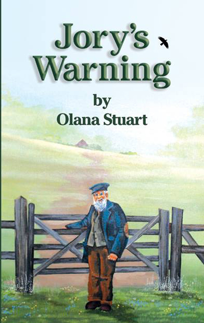 Jory's Warning - Olana Stuart with cover painting by Ken Musselman